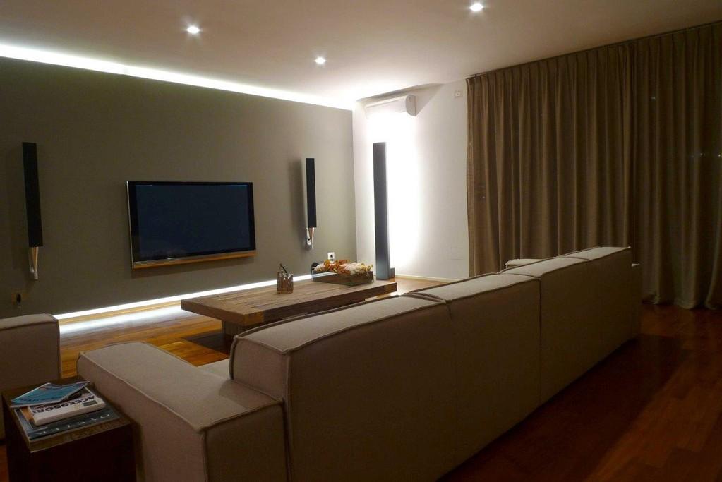 Illuminazione controsoffitto abitazione illuminazione - Idea luce illuminazione ...